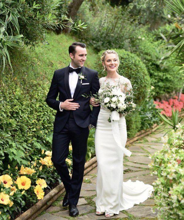 Neville Longbottom se casó