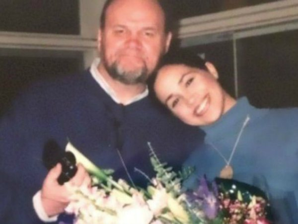 padre de Meghan Markle no asistirá a la boda