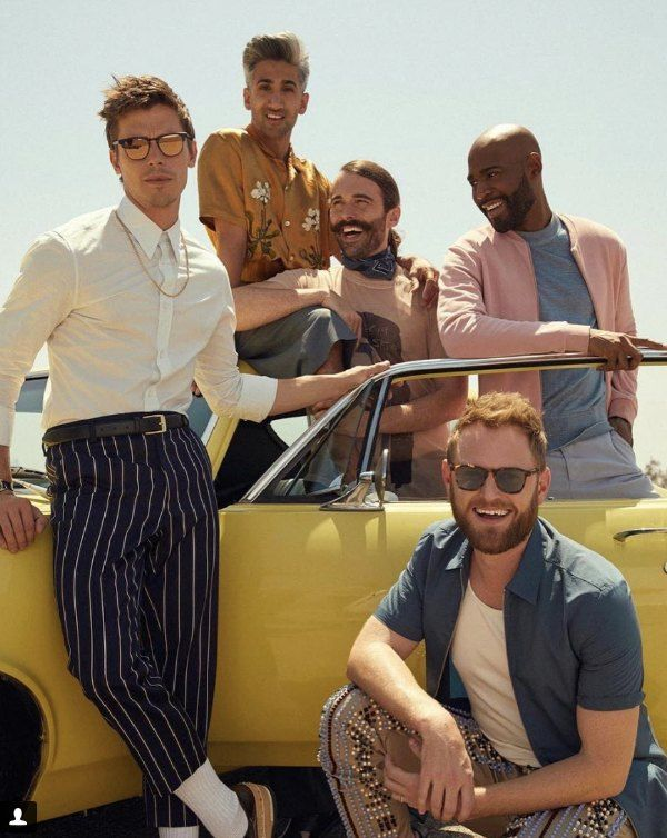 trailer de la segunda temporada de Queer Eye