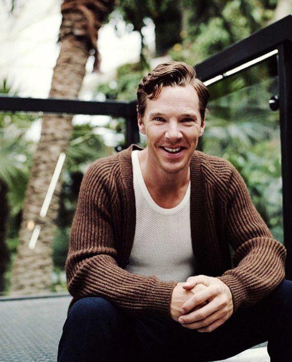 Benedict Cumberbatch salvó a hombre de robo