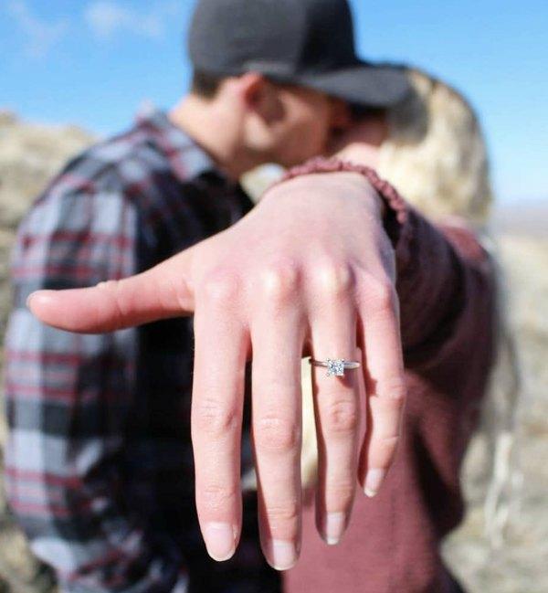 papá arruinó la propuesta de matrimonio de su hija