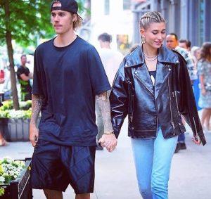 Justin Bieber confirma su compromiso