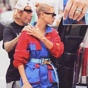 Justin Bieber y Hailey Baldwin podrían haberse casado
