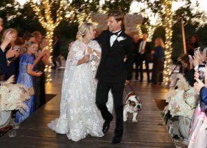 Kaley Couco se casó