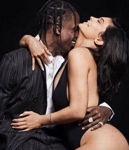 Kylie Jenner habla sobre su relación con Travis Scott