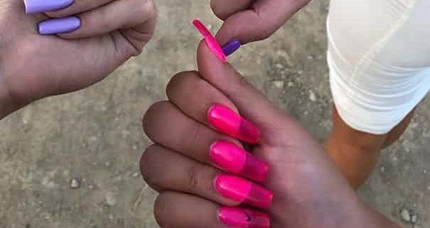 Jelly Nails La Tendencia Más Trendy Y Noventera Para Este