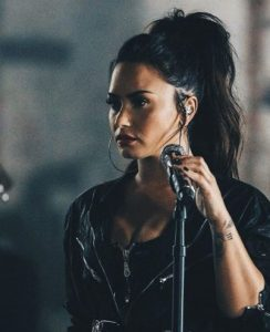 señales de que Demi Lovato recaía en las adiciones