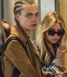 Cara Delevigne y Ashley Benson tienen un romance