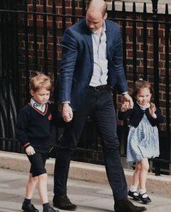 Duques de Cambridge no tienen la custodia de sus hijos