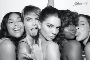 fiesta de cumpleaños de Kylie Jenner