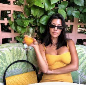 Kim Kardashian insulta a Kourtney Kardashian