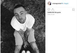 Ariana Grande responde sobre la muerte de su ex novio