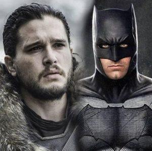 Kit Harrington será el nuevo Batman