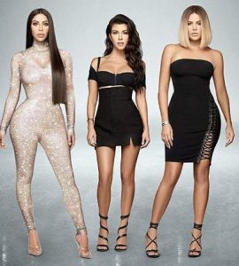 error de photoshop de las Kardashian