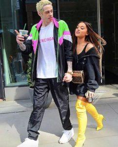 Ariana Grande rompió su compromiso