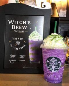 Starbucks lanza una bebida de Halloween
