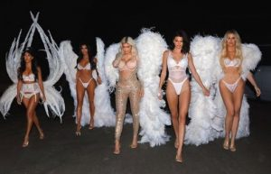 disfraces de Halloween de las Kardashian