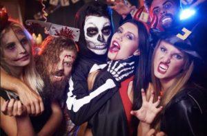 tutoriales de maquillaje para Halloween