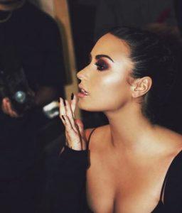 Demi Lovato regresó a las redes sociales
