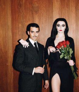 disfraces de las celebridades para Halloween