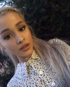 nueva canción de Ariana Grande