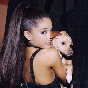nuevo corte de cabello de Ariana Grande