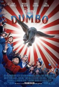 primer trailer de Dumbo