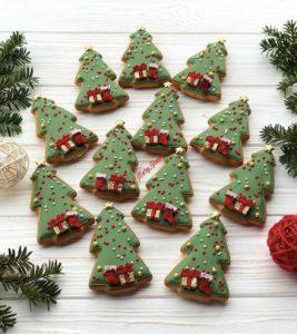 recetas de galletas de navidad
