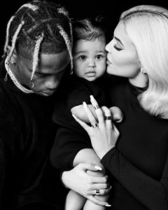 Travis Scott engañó a Kylie Jenner