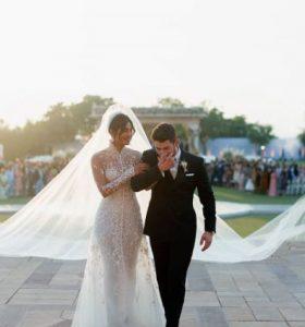 boda de Nick Jonas