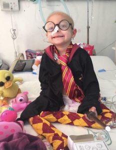Daniel Radcliffe cumplió el sueño de esta niña