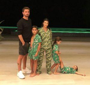 Kim Kardashian espera a su cuarto hijo