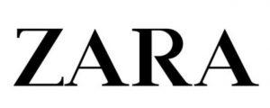ZARA cambió su logo