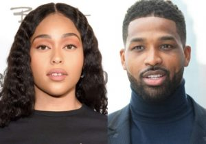 Jordyn Woods y Tristan Thompson