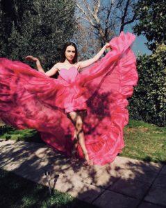 celebridades festejaron San Valentín
