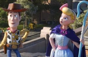 nuevo avance de Toy Story 4