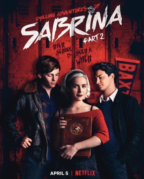 Chilling Adventures Of Sabrina temporada 2