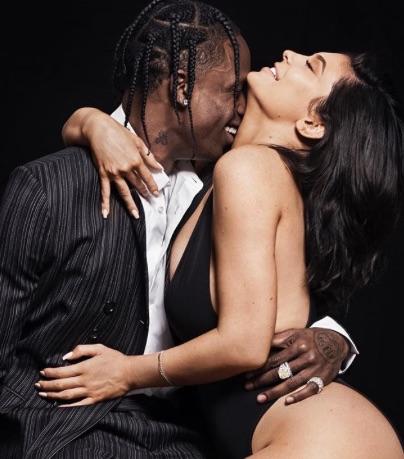 Travis Scott le fue infiel a Kylie Jenner