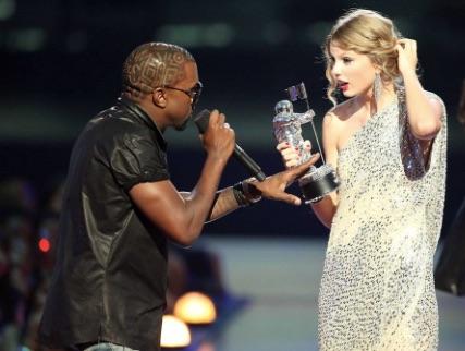 pelea de Taylor Swift con Kim Kardashian