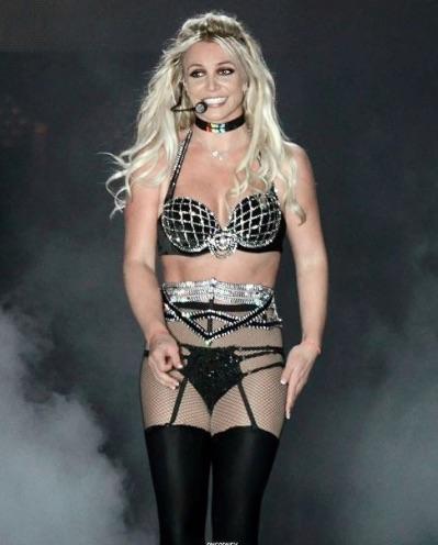 Britney Spears ingresó a una clínica psiquiátrica