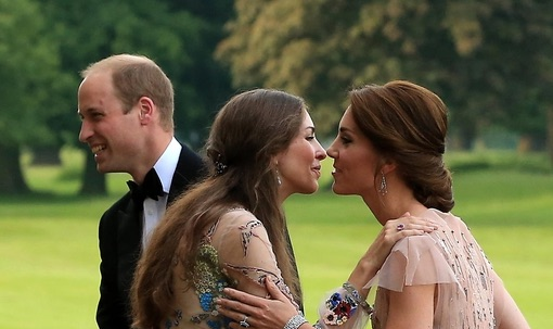 El Príncipe William engañó a Kate Middleton