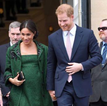 Los Duques de Sussex se mudarán a Africa