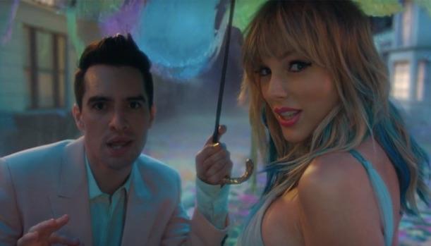 nueva canción de Taylor Swift