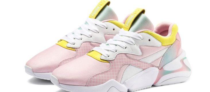 2f8e26bb7 Vas a amar estos tenis de Puma inspirados en Barbie