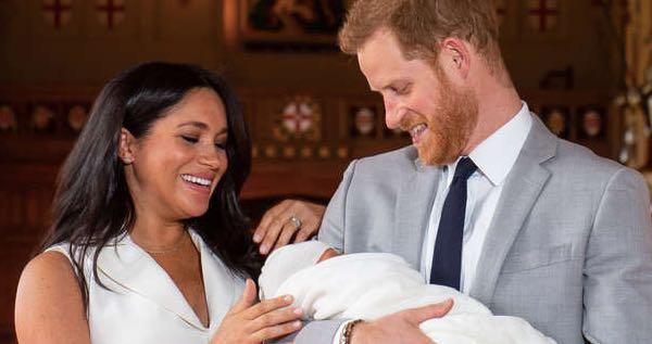 bebé de Meghan Markle no será un príncipe