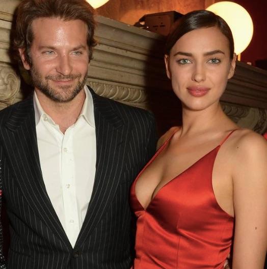 Bradley Cooper se separa de su esposa