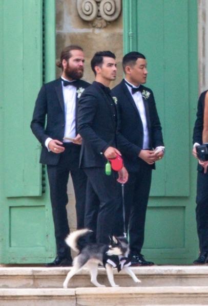 boda de Joe Jonas y Sophie Turner