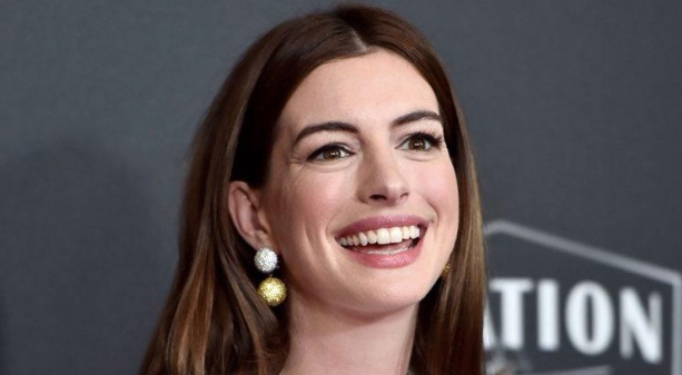 Anne Hathaway esta embarazada