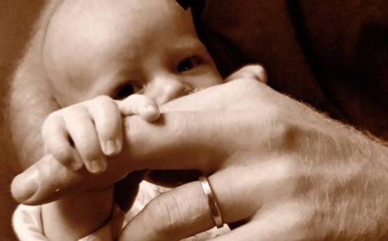 padrinos del bebé de Meghan Markle