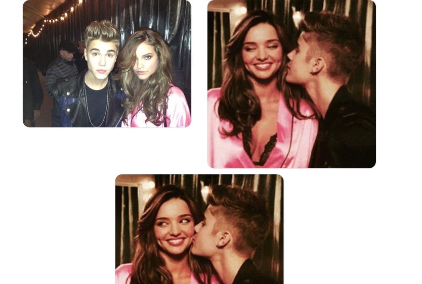 hilo de Twitter de Selena Gomez y Justin Bieber